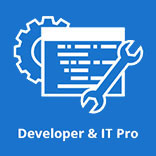 Developer & IT Pro