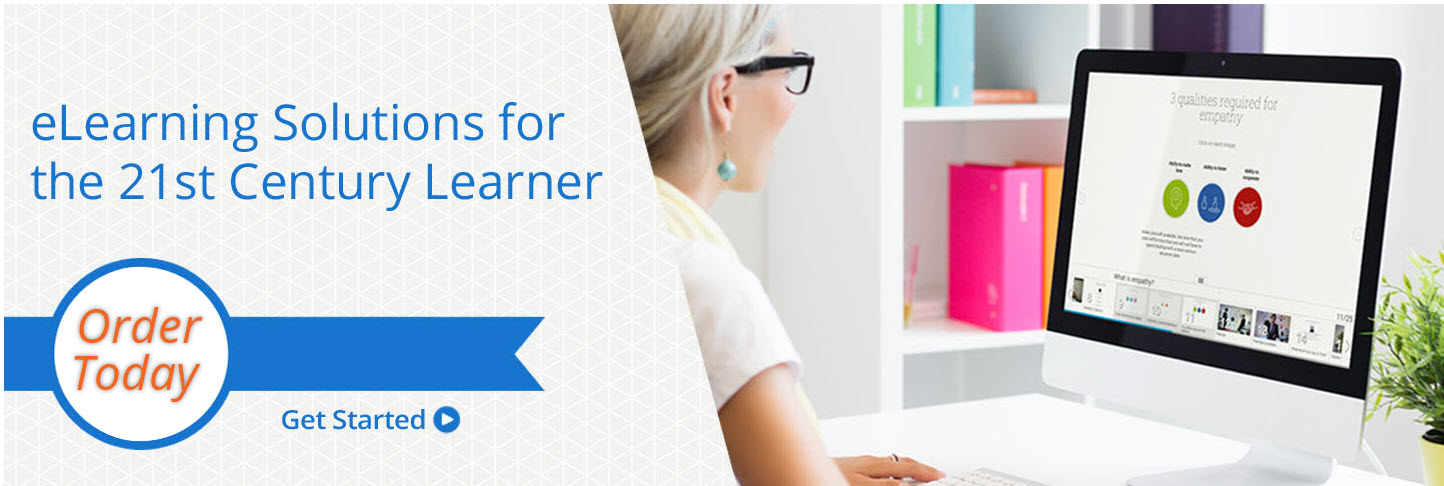eLearning Solutions Ranging from the Individual to Enterprise