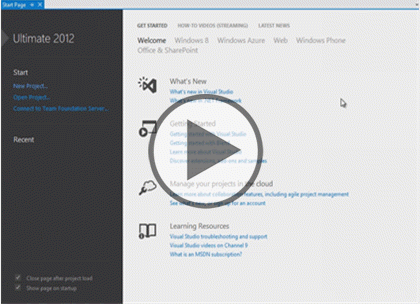 Windows 8 Using XAML, Part 02: Creating UI Trailer
