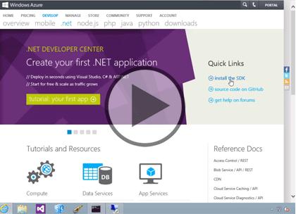 Windows Azure 2012: Cloud Services | Courses | LearnNowOnline