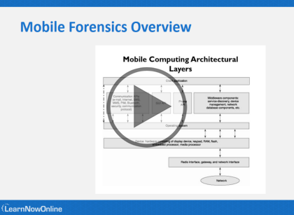 Forensic investigator, Part 10: Mobile and Reports
