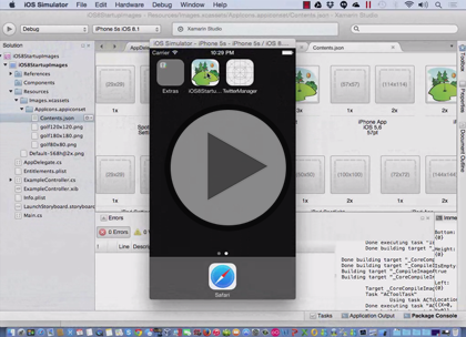 Xamarin and iOS 8, Part 1: 64 Bit Support and UI Trailer