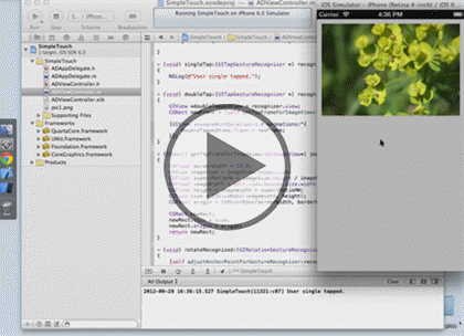 iOS Dev Using Objective-C, Part 4: Animation