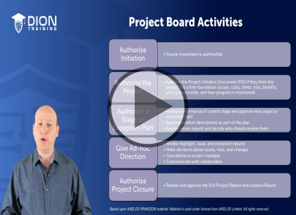 Prince2 Foundation, Part 2 of 2: Themes and Processes Trailer