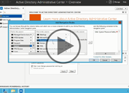 Windows Server 2012 Admin, Part 1 of 8: User and Service Accounts Trailer