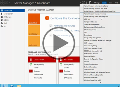 Windows Server 2012 Admin, Part 8: Active Directory  Trailer
