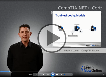 CompTIA NET+ Cert, Part 12 of 17: Network Troubleshooting Trailer