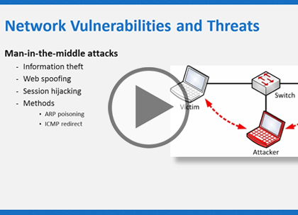 CompTIA NET+ Cert, Part 15 of 17: Network Security Trailer