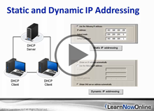 CompTIA NET+ Cert, Part 05: TCP/IP Services