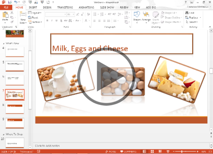 Microsoft PowerPoint 2013, Part 2 of 4: PowerPoint Basics Trailer