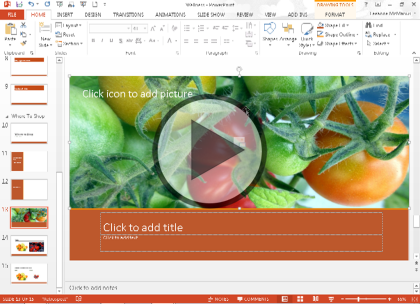 Microsoft PowerPoint 2013, Part 3 of 4: Working with Objects Trailer