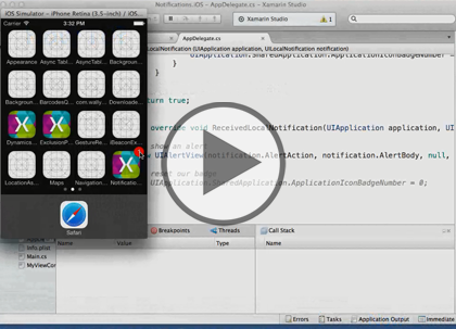 Xamarin iOS 7, Part 2 of 2: .NET and Visual Studio Plugins