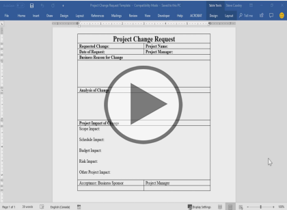 PMP Certification (PMBOK 6), Part 2 of 3: Project Integration Management