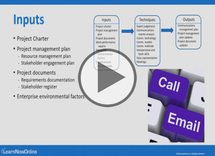 PMP Certification (PMBOK 6), Part 8 of 13: Project Communication Management Trailer
