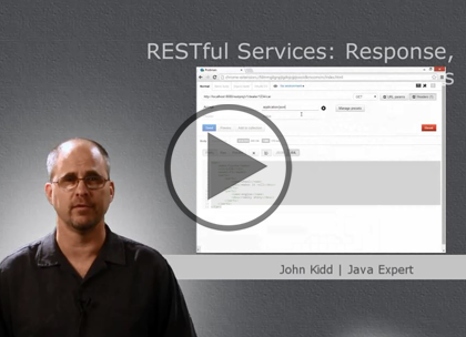 RESTful Services, Part 3 of 5: Response, Form, and Exceptions Trailer