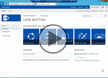 SharePoint 2013 Developer, Part 09 of 15: Look and Feel Trailer