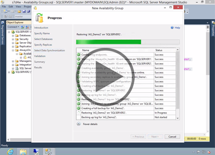 SQL 2012 Admin, Part 5 of 5: Disaster Recovery and Backups Trailer