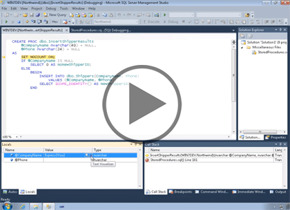 SQL 2012 Developer, Part 02 of 13: Stored Procedures Trailer