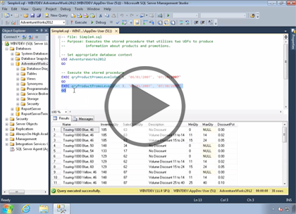 SQL 2012 Developer, Part 12 of 13: Coding Techniques