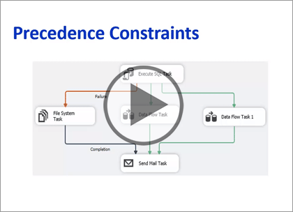 SSIS 2014, Part 02: Control Flows and Tasks Trailer