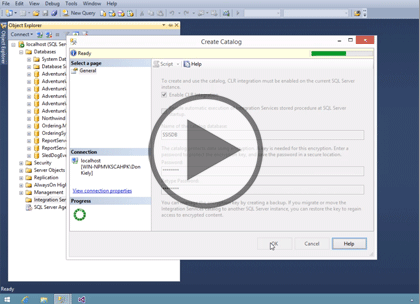 SSIS 2014, Part 10 of 11: Managing Packages Trailer