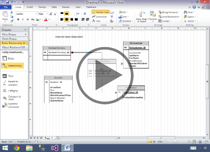 SSAS 2012, Part 01 of 10: Basics and Tools Trailer