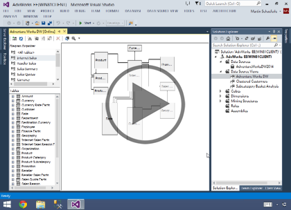SSAS 2012, Part 02: Using SQL Server Data Tools Trailer