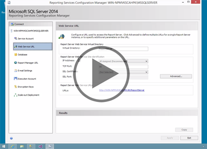 SSRS 2014, Part 10 of 10: Reporting Services Security
