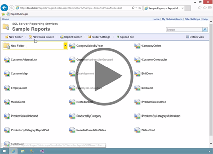SSRS 2012, Part 09: Managing Reporting Services