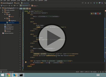 AngularJS, Part 1 of 2: Getting Started Trailer