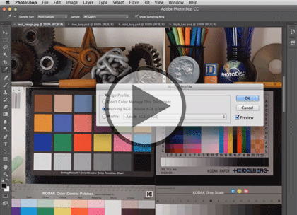 Photoshop CC In Depth, Part 1: Custom & Selection Trailer