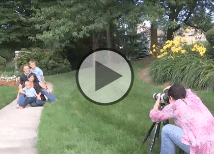 Family Photography, Part 2: Consult and Portrait Trailer