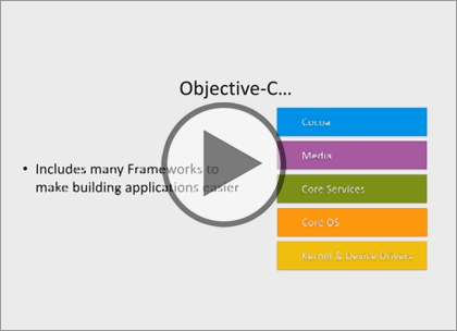 Objective-C for Designers, Part 3: Types & Loops Trailer