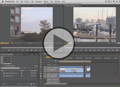 Premiere Pro CS6 Tips Trailer