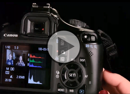 DSLR Basics with Bob Davis, Part 1: Focus and ISO
