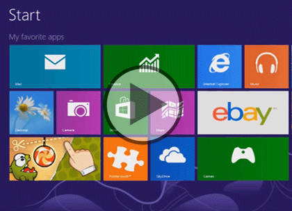 Using Windows 8: Desktop and Tablet