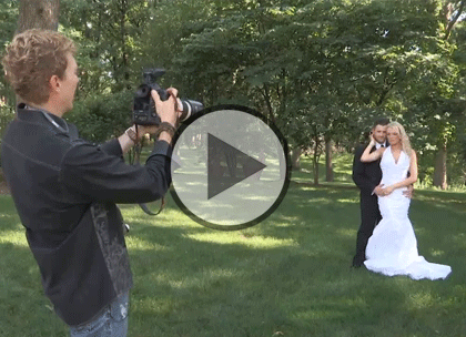 Wedding Photography, Part 1: Gear & Bride Shoot