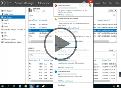Microsoft Networking with Windows Server 2016, Part 8 of 9: Branch Office Network Trailer