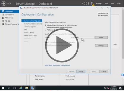 Identity with Windows Server 2016, Part 1: Overview Trailer