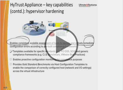 Certified Virtualization Security Expert, Part 6 of 6: Hardening and Third Party Tools Trailer