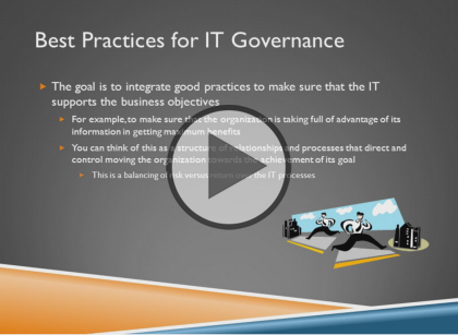 Certified Information Systems Auditor CISA, Part 2 of 5: Governance and Management of IT Trailer